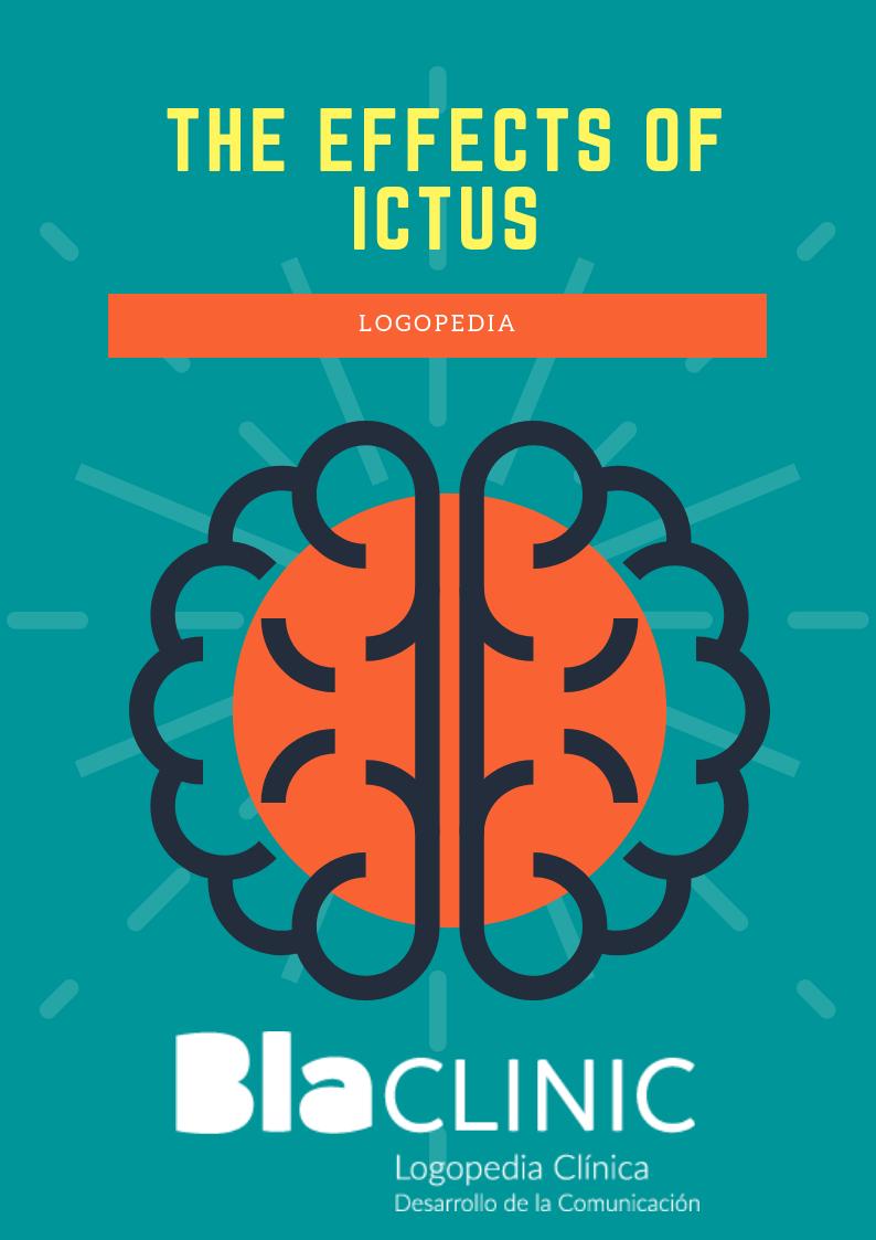 efectos de ictus