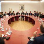 reunion pleno miembros camara de comercio granada